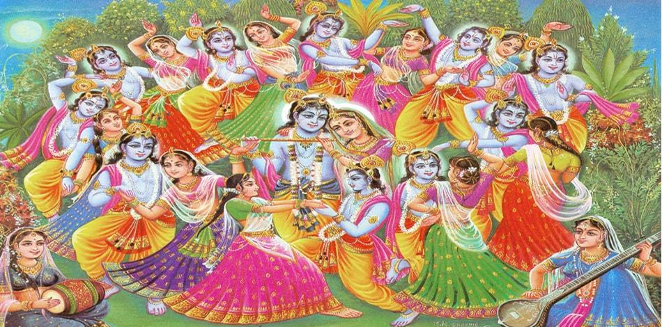 भगवान श्रीकृष्णका १६००० रानीः भ्रम र यथार्थ
